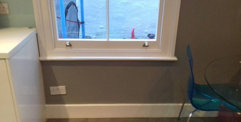 , Sash Windowsill Replacement