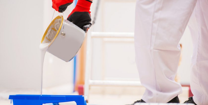 , How prepare your home before the painter and decorator arrives?